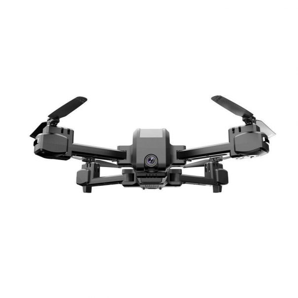 Front look - tactic air drone flying